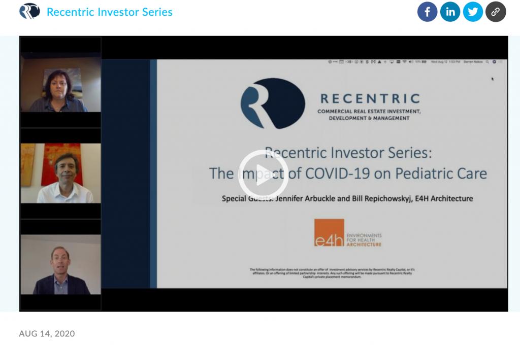 invest in pediatric care real estate
