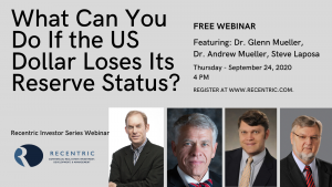 What Can You Do If the US Dollar Loses Its Reserve Status_