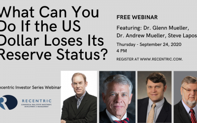 Recentric Investor Series Webinar: What Can You Do If the US Dollar Loses Its Reserve Status?